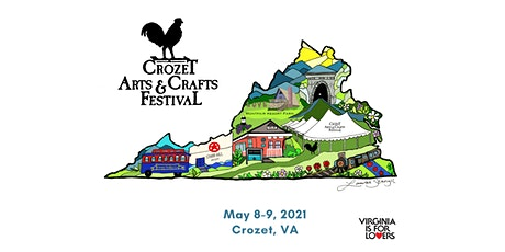 Crozet Spring Arts and Crafts Festival 2021 tickets
