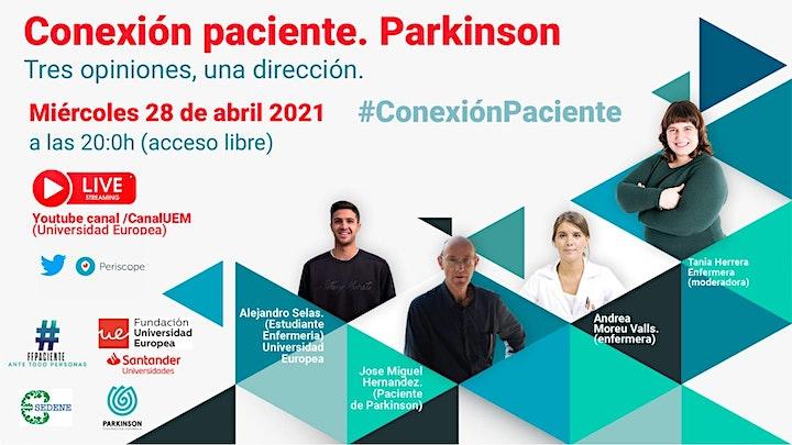 Imagen de Conexión Paciente Parkinson