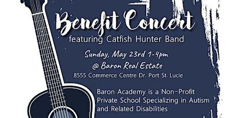 Baron Academy Concert & Cocktails Fundraiser tickets