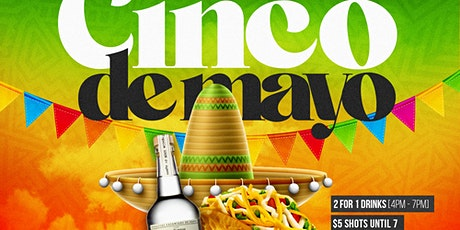 Cinco De May At Taj Sponsored by casamigos tickets