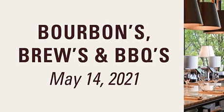 Bourbon's, Brew's, and BBQ's tickets
