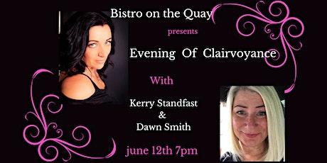 An Evening of Clairvoyance tickets