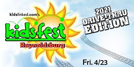Reynoldsburg Kidsfest -  Character Visit + VIP Entry Bag (6PM-  8PM) tickets