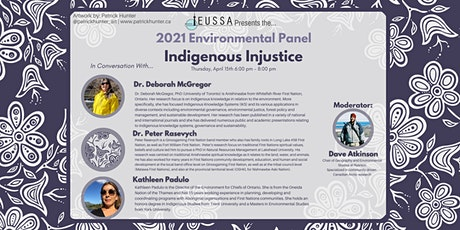 Ryerson Environmental Panel on Indigenous Injustice tickets