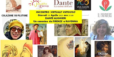 Sulle orme di Dante NEW  edition biglietti