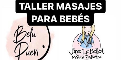 TALLER MASAJES INFANTILES GRABADO entradas