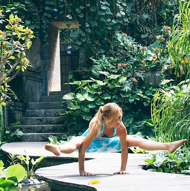 Imagen de Clase Privada de Yoga Online