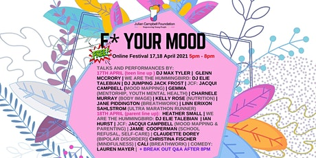 Fuel Your Mood Online Festival tickets
