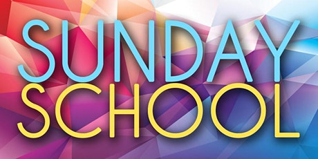 Sunday School FBC Olds, tickets