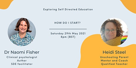 How do I start Self Directed Education? tickets