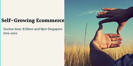 Self-Growing Ecommerce tickets