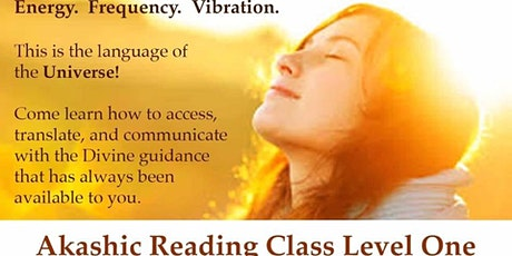 Sattvah Akashic  Level 1: How to Read Your Own Book of Life tickets