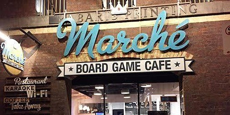 Board Games - Marche (Friday Night) tickets