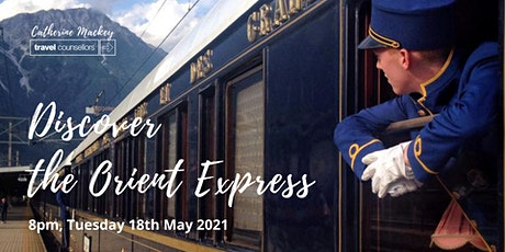 Discover the Venice Simplon Orient Express tickets