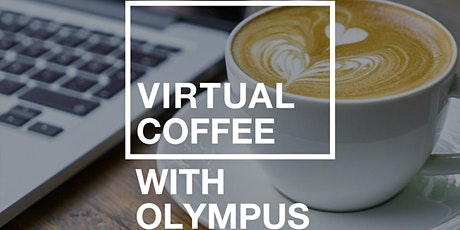 COFFEE WITH OLYMPUS - BEGINNING YOUR MACRO JOURNEY tickets