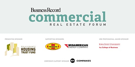 Commercial Real Estate Forum 2021 tickets