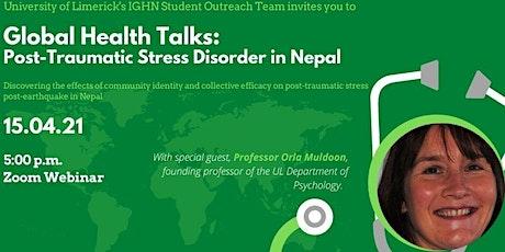 IGHN at UL - Global Health Speaker Series tickets