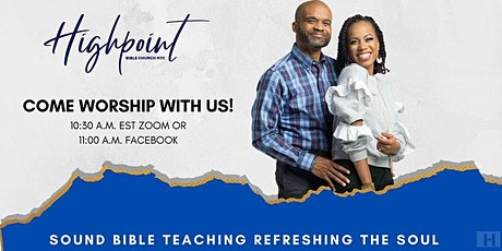 Come Worship and Learn The Bible With Us!! tickets