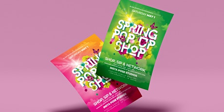 BSE Spring Pop Up Shop tickets