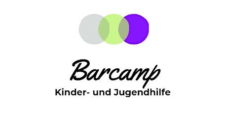 Barcamp Kinder- und Jugendhilfe Tickets