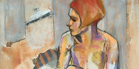 Zoom Life Drawing  - Live from Candid Skylab London, 14 April, 11am tickets