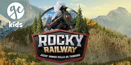 Rocky Railway VBS tickets
