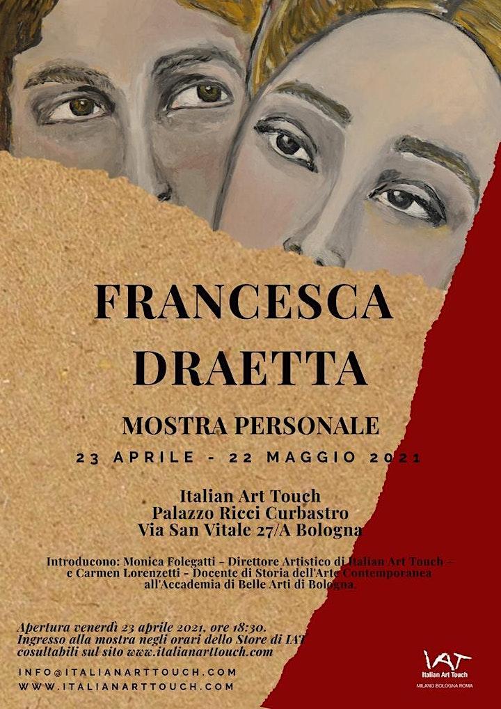 Immagine PERSONALE  - Francesca Draetta