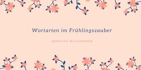 Wortarten im Frühlingszauber /  Workshop Tickets
