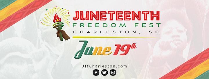 Juneteenth Freedom Fest Charleston 2021 image