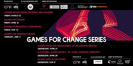 Games for Change Series tickets