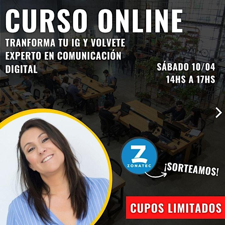 Imagen de Clínica para Instagram + Volvete experto en comunicación digital