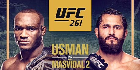 UFC  261 | 3 TITLE FIGHTS!!!  @ The Greatest Bar tickets