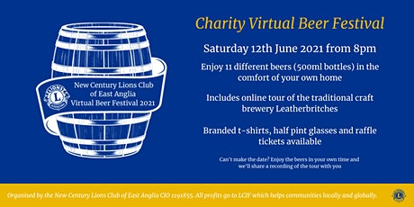 Charity Virtual Beer Festival tickets