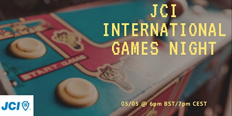 JCI International Games Night tickets