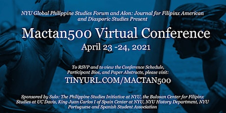 "Mactan50O Panel: ""Colonial Knowledge Production and the Politics of Memory"" tickets"