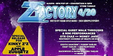 Z FACTORY tickets