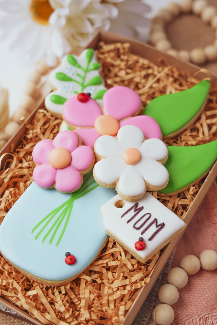 1:00PM - Spring-kles has Sprung Cookie Decorating Class at NVS McLean! image