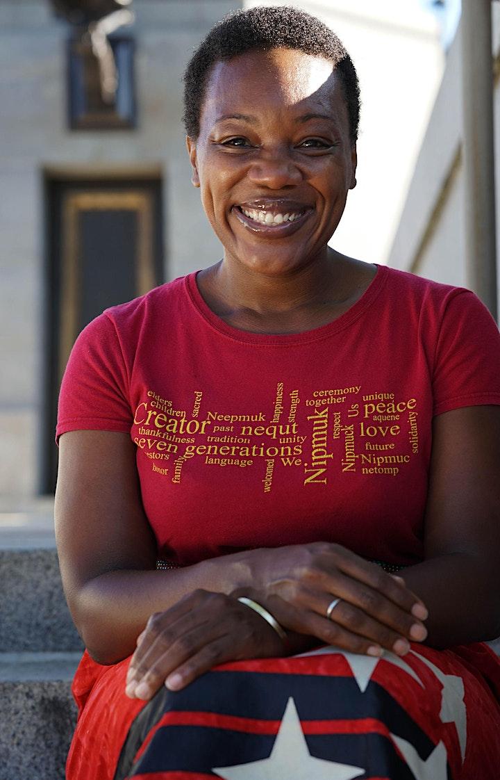 Maintaining Commitment: Bravery, Courage & Boundaries w/ Sadada Jackson image
