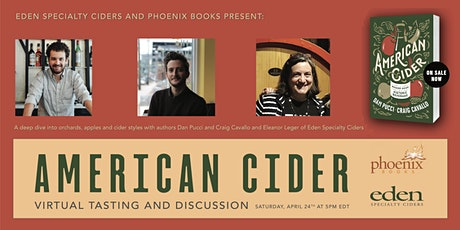 American Cider: Virtual Tasting and Discussion tickets