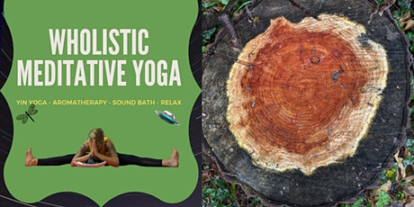 Wholistic Meditative Yoga tickets