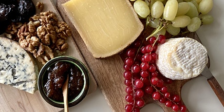 French Cheese Fundamentals - Cheese Boards tickets