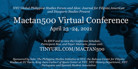 """Mactan50O Panel: """"Decolonization and Trans/Oceanic Approaches"""" tickets"""