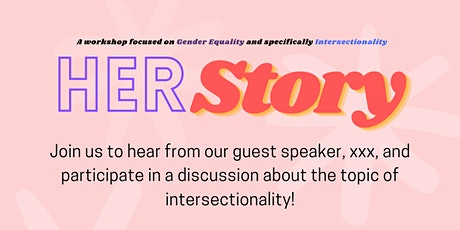 HERstory - A Workshop focused on Gender Equality and Intersectionality tickets