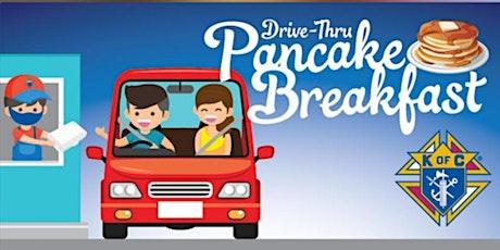 Knights of Columbus Pancake Breakfast tickets