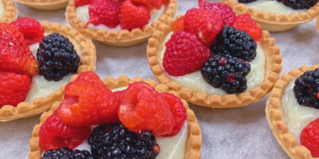 Online French Patisserie Classics: Fruit Tarts & Madeleines tickets