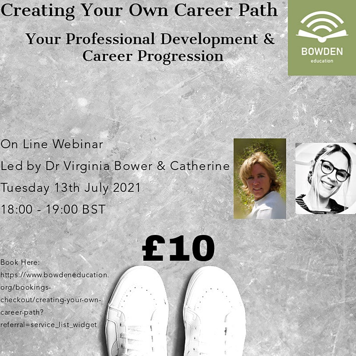 Creating Your Own Career Path image