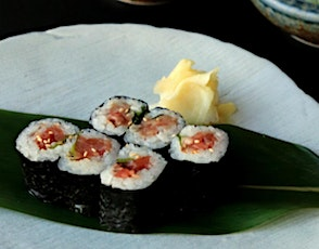 Online Hand-rolled Sushi tickets