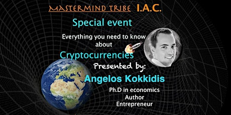 Cryptocurrencies and Blockchain Introduction tickets