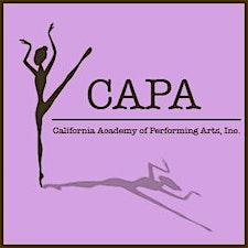 California Academy of Performing Arts, Inc.   logo