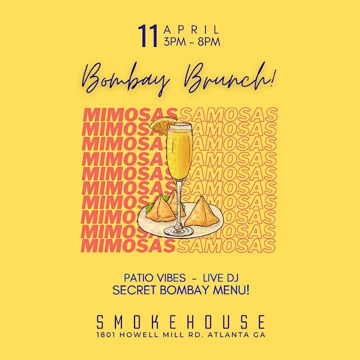 Bombay Brunch at SMOKEHOUSE image